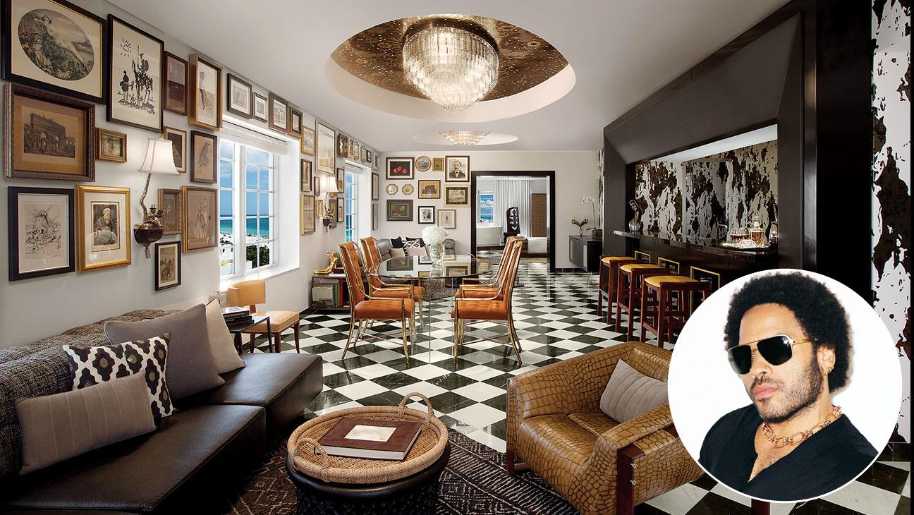 Camere de hotel design marca lenny kravitz home deco for Camere hotel design