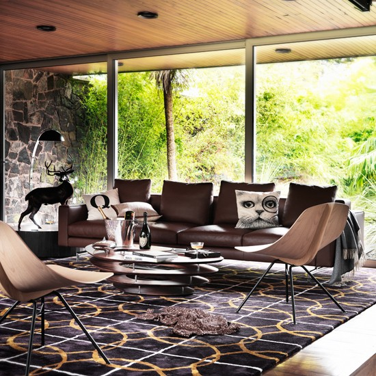 Brown-Leather-and-Wood-Living-Room-Livingetc-Housetohome