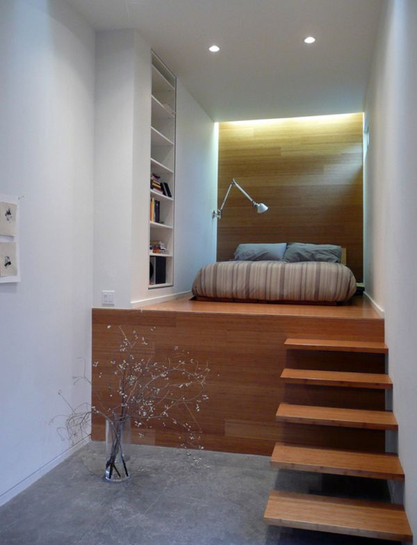 Floating-stairs-lead-to-the-loft-bed