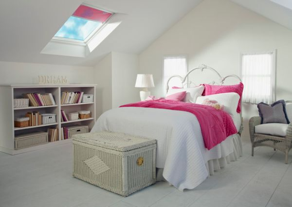 Pristine-white-backdrop-with-single-accent-tone-can-create-bright-and-beautiful-bedrooms