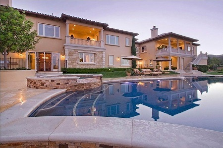 Britney Spears New Home