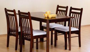 scaune living lemn masiv