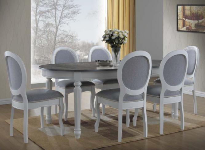 scaune din lemn masiv clasice zona dinig