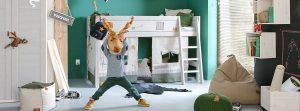 pat pentru copiii
