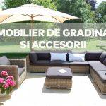 mobilier de gradina si accesorii