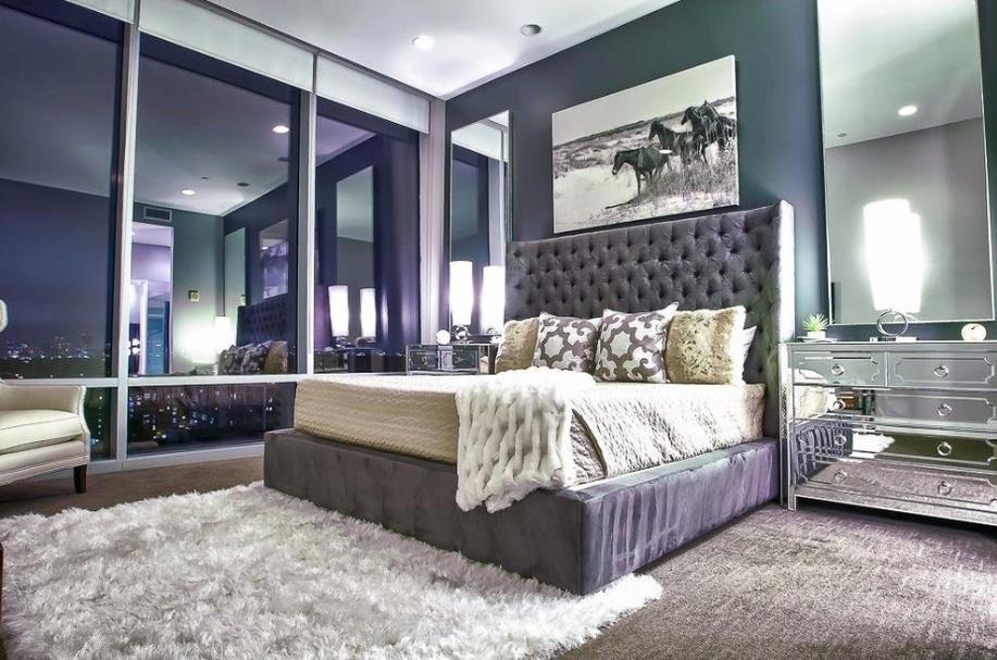 dark-grey-bedroom