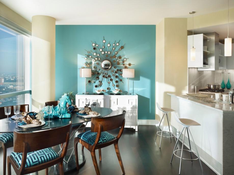modern-kitchen-blue-wall