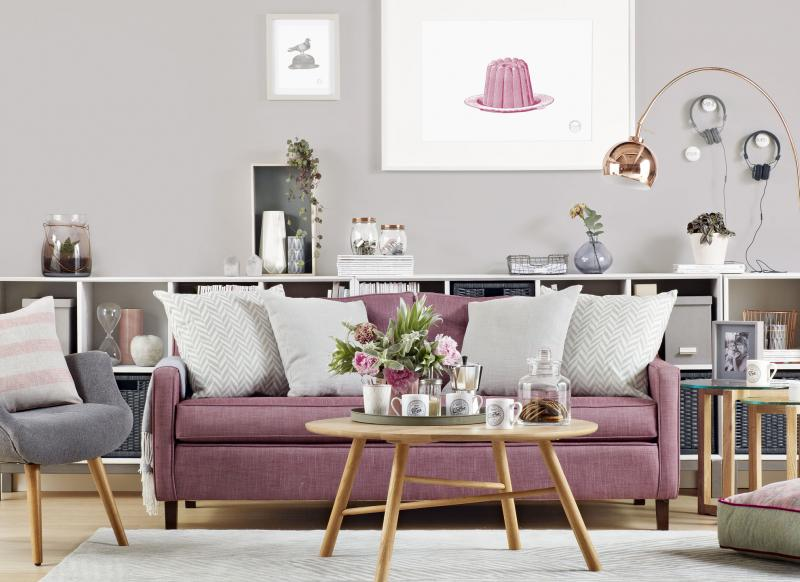 pink and gold living room tendinte impresionante in 2018 pentru living home amp deco 19952