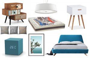 mobilier dormitor și accesorii