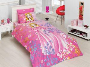 fata de pat pentru copii